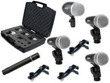 Proel DMH5XL Set di 5 microfoni per batteria Drum Set