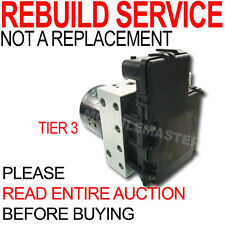Mercedes ML Series 320 430 500 ABS Control Module TIER 3 Repair REBUILD