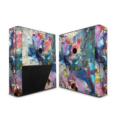 Xbox 360E Console Skin - Cosmic Flower by Creative by Nature - DecalGirl Decal