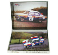 Trofeu BRL09 Ford Escort MK I RS2000 Tour of Britain 1974 - R Brookes 1/43 Scale