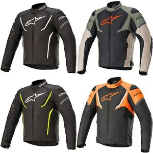 Alpinestars T-Jaws Men's Motorcycle Jacket Waterproof Sport Touring all Weather