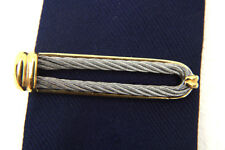 Charriol Tie pin 1110201 Stainless steel / Sterling Silver 925/000 gold plate