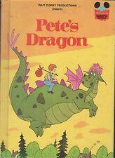Pete's Dragon. Like New Condition.Disney's Wonderful World of Reading.1 St. Edit