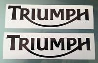 TP Verkleidungs / Tank Abziehbild Aufkleber für Triumph Decal Stickers /1080