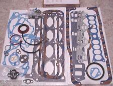 Fel Pro Full Complete Rebuild Gasket Set Kit Ford 302 1986-1990 2601445 KS2337