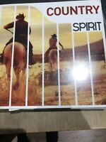 Various SPIRIT OF COUNTRY New Sealed Vinyl Lp Johnny Cash Willie Nelson Parton