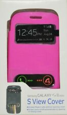 Samsung Galaxy S4 mini S view cover pink (GT-9190/GT-9192