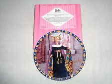 Barbie Collectables Limited Edition Enesco Medieval Lady Barbie Plate