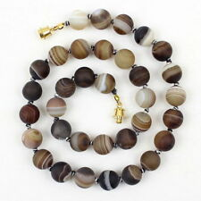 Agate Unbranded Round Costume Necklaces & Pendants