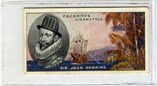 More details for (ga6221-202) smith, famous explorers, #37 sir john hawkins 1911 vg