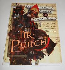 Mr. Punch Tragical Comedy VF/NM 1st 1995 TPB GN Graphic Novel ~ Neil Gaiman DC