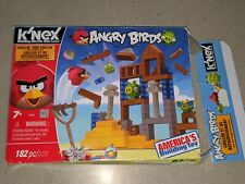 Rare K'nex Angry Birds - Grillin' And Chillin' Building Set