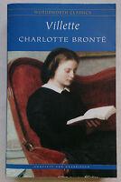 CHARLOTTE BRONTE.VILLETTE.S/B WORDSWORTH CLASSICS 1993.UNREAD COPY
