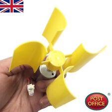 Vertical Micro turbinas de viento Generador pequeñas hojas de motor de corriente continua KIT de Hágalo usted mismo