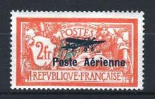 "FRANCE POSTE AERIENNE 1 "" MERSON 2F  SALON AVIATION 1927 ""  NEUF xx LUXE  P512"
