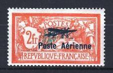 "FRANCE POSTE AERIENNE 1 "" MERSON 2F  SALON AVIATION 1927 ""  NEUF xx LUXE  P512"