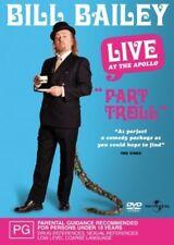 BILL BAILEY Part Troll / Live At The Apollo DVD - R4 - New