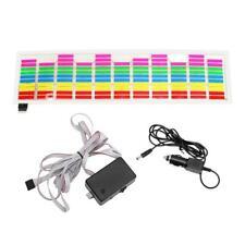 Autoaufkleber Musik Rhythmus LED Blitzlicht Sound Activated Equalizer 45 * 11cm