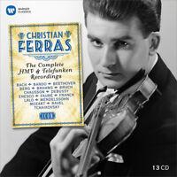 Christian Ferras Icon - Christian Ferras CD NEW sealed