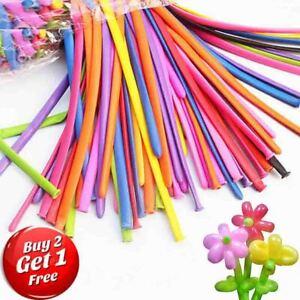 mix Magic Long mixed colour Tying Making Balloon twist Latex baloons