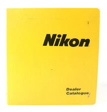 NIKON INFORMATION CATALOG, HISTORY OF NIKON