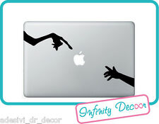 "Adesivo ""Extra Terrestre ET"" per  MacBook Pro/Air 13 - Stickers ""ET"" x apple"