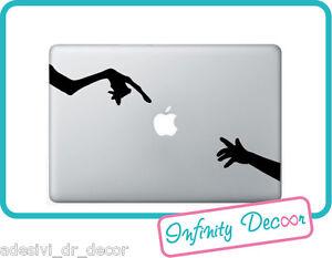 """Adesivo """"Extra Terrestre ET"""" per  MacBook Pro/Air 13 - Stickers """"ET"""" x apple"""