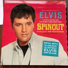 Elvis Presley - SPINOUT - FTD 35 Like New