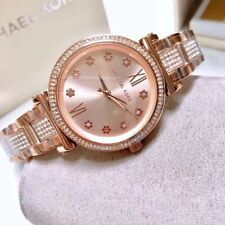 Michael Kors Sofie Ladies Watch Rosegold MK3382