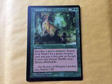 Miscut Visions Natural Order Misprint MTG Magic EDH Legacy GENUINE #1