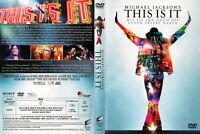Michael Jackson / This Is It / 2009 / DVD von 2010 / Neuwertig !