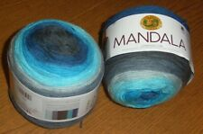 Lot of 2 Skeins Lion Brand Mandala Yarn, 5.3 oz/ 590 yds, #212 Spirit