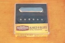 Alnico II blues trt3 set for tele ® Tonerider níquel 5.65k+6.45k caliente + soporte New