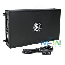 *NEW* MEMPHIS AUDIO 16-PRX4.50 300W RMS 4-CHANNEL CAR STEREO AMPLIFIER 16PRX450
