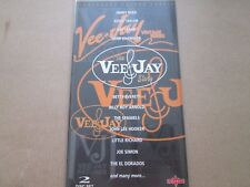 Various – Legendary Record Labels - The Vee Jay Story  2 CD BOX SET NEW SEALED