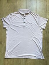 All Saints Polo Shirt Size Extra Large Mens