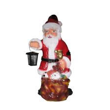 Weichnachten Rudolf Renntier Figur Statue Weihnachtsmann Figuren Dekoration 80cm