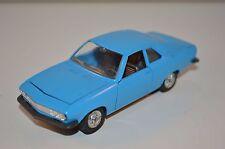 Pilen 345 Opel Manta 1:43 rare blue in perfect mint condition