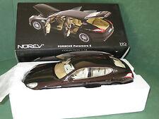 1:18 Norev Porsche Panamera S Mahagoni brown / Neuwertig und in der OVP