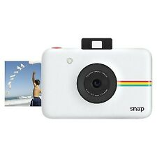 Polaroid Snap Digital Instant Camera - White
