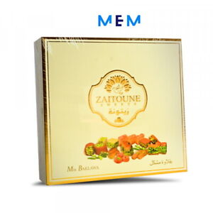 Assortiment de baklawas qualité premium 400 gr ZAITOUNE