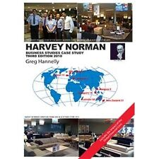 Harvey Norman Business Studies Case Study ( mirrors the topics found in the HSC