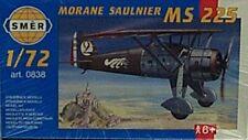 Smer 1/72 Morane Saulnier MS 225 Aircraft 838