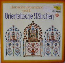LP Orientalische Märchen Elsa Sophia von Kamphoevener,Top