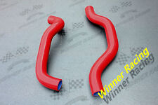 red silicone radiator hose TOYOTA CELICA ST180/ST181/ST182/ST183/ST184 1989-1993