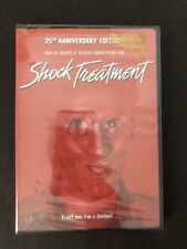 SHOCK TREATMENT from the creators of Rocky Horror picture show new sealed