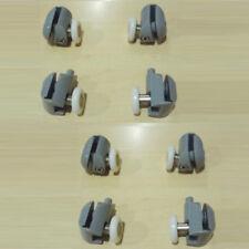8 cuscinetti ruote rotelline ricambi per porta anta box doccia scorrevole 6 mm