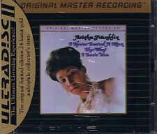 Franklin, Aretha I Never Loved a Man the Way I lo... MFSL ORO CD NUOVO OVP SEALED