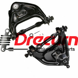 2PC Front Left Right Upper Control Arm W/Ball Joint For Dodge B150 100 200 2500
