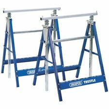 Draper Pair of Telescopic Saw Horses or Builders Trestles (54053)